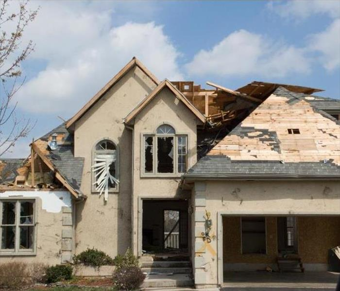 Storm Damage When Storms or Floods hit Northbrook/Wheeling/Glencoe, SERVPRO is ready!