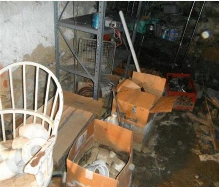 Water Damage Northbrook/Wheeling/Glencoe Residents: We Specialize in Flooded Basement Cleanup  and Restoration!